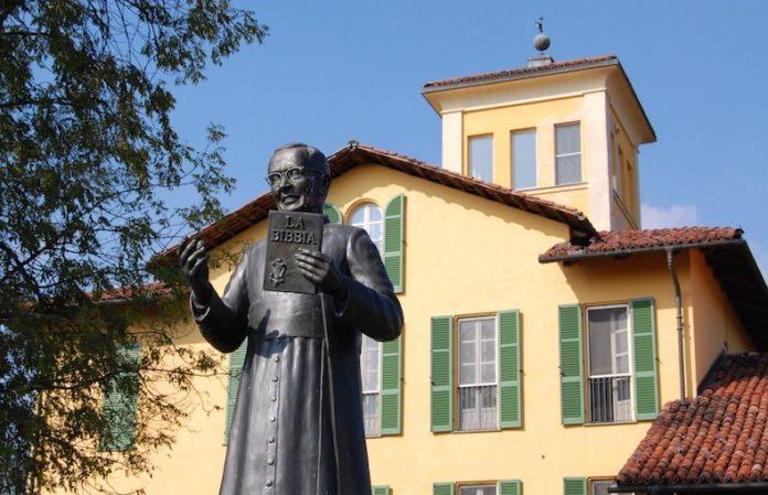 La casa natale del beato Giacomo Alberione