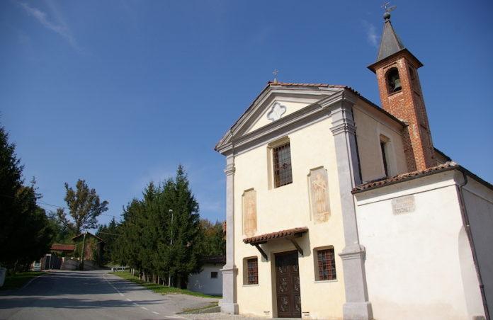 la chiesa dei Boschetti, Santuario del Creato