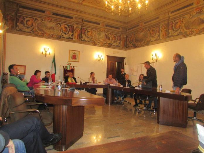 Centallo Consiglio comunale variante 1