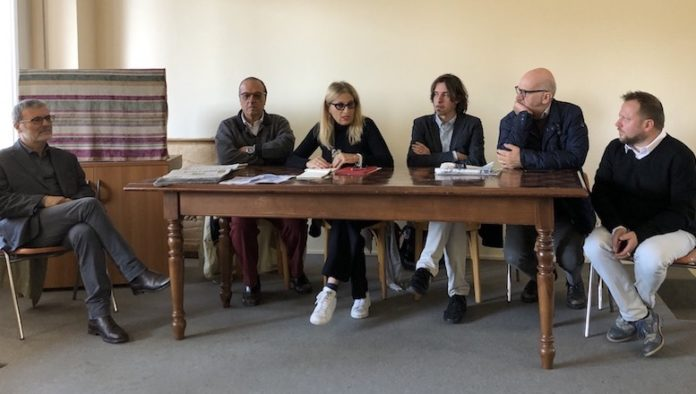I 6 consiglieri nazionali che rappresentano la delegazione di Piemonte, Liguria e valle d'Aosta
