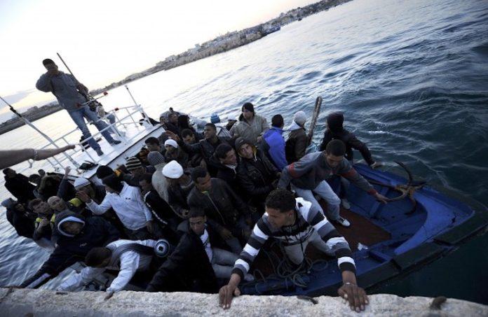 Salvataggio di migranti