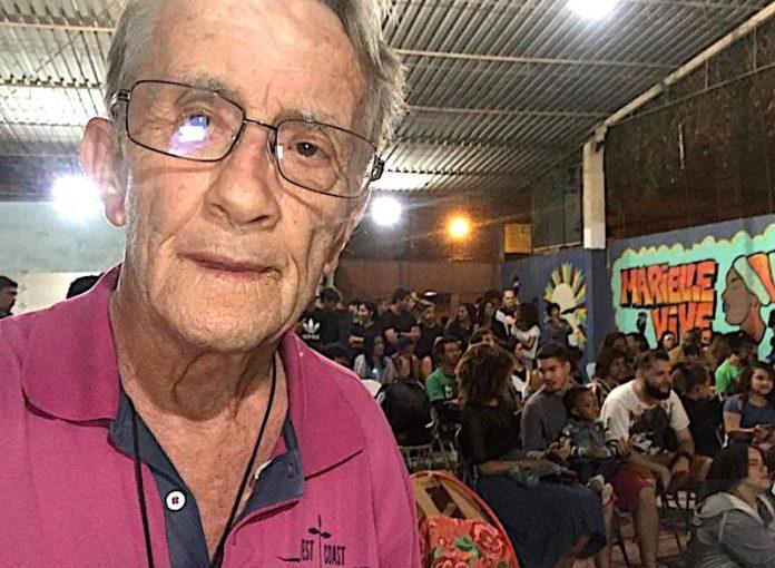 padre Luigi Bruno, missionario in Brasile