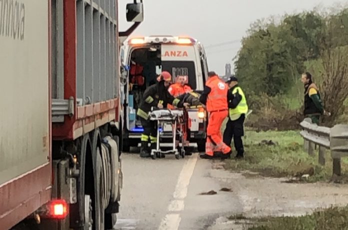 Incidente Strada reale