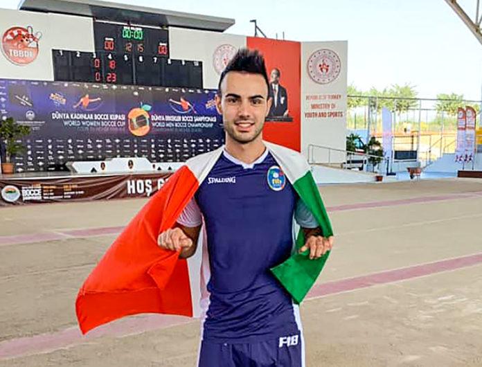 Mana Matteo - Centallo - campione del mondo nel tiro tecnico.jpg