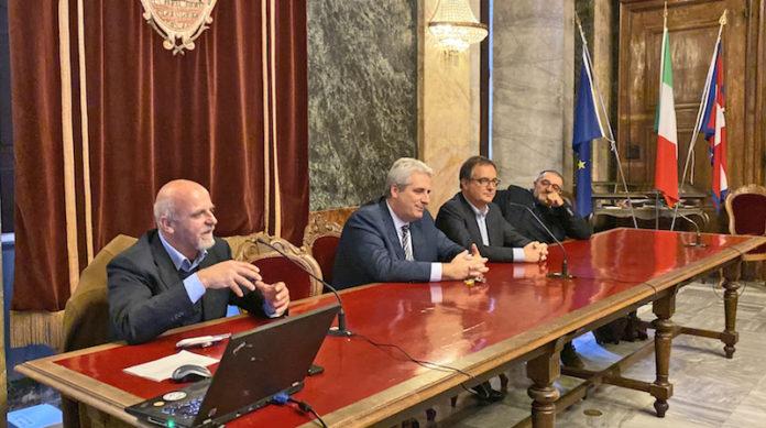Mirabilia conferenza stampa a Cuneo