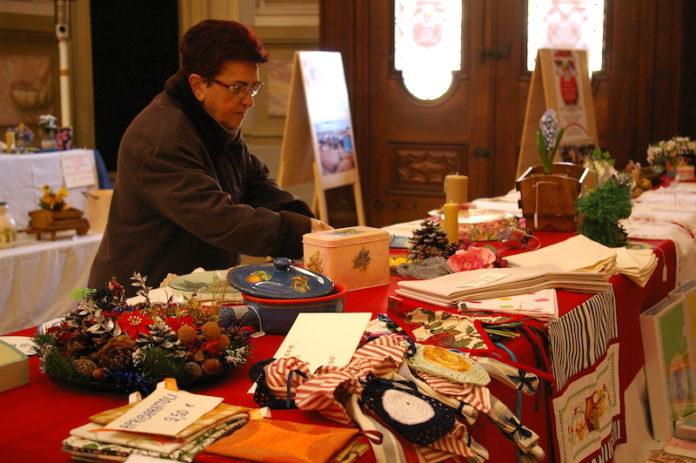 La Mostra Missionaria di Natale ai Battuti Rossi 2014
