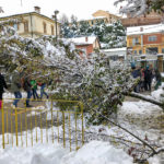 Neve A Fossano Disagi01