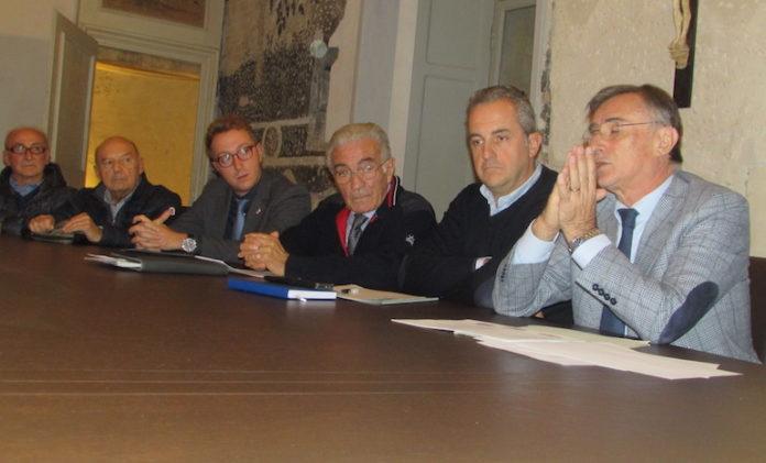 Amici degli ospedali di Savigliano e Saluzzo - conferenza stampa