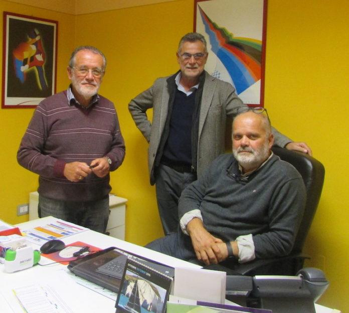 Medicinsieme - Salvio Sigismondi, Giorgio Cagnazzo e Maurizio Sarotto