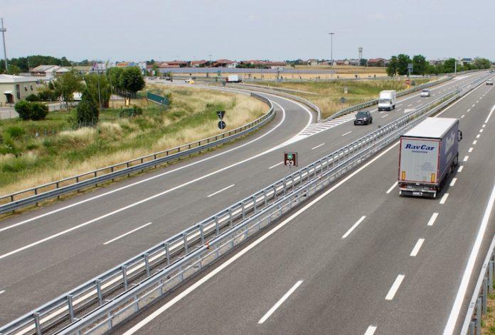 L'autostrada Torino-Savona