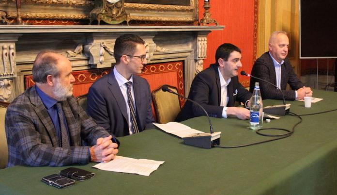 la conferenza stampa di presentazione del punto di continuità assistenziale