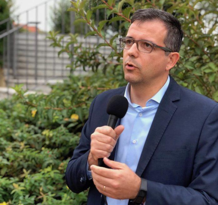 Giampiero Piola, presidente del Consorzio Monviso solidale