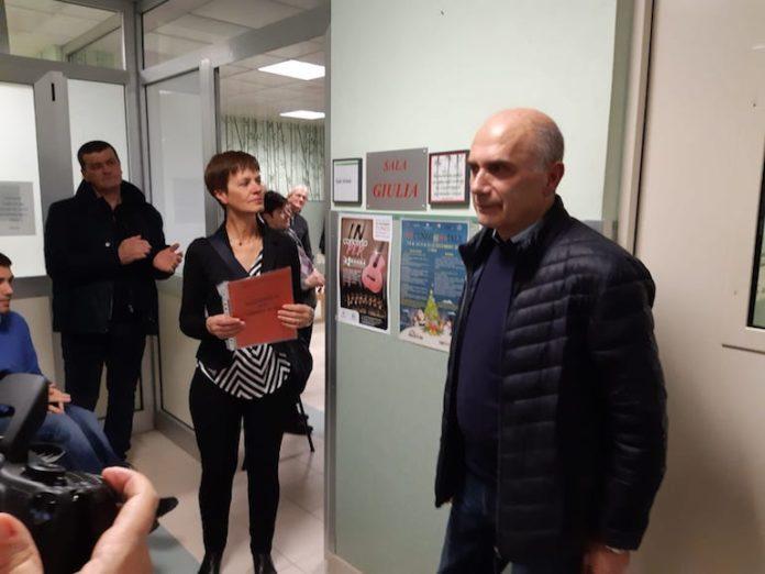 Day hospital Cuneo - Sala Giulia