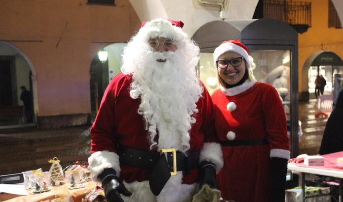 iniziative natalizie in centro