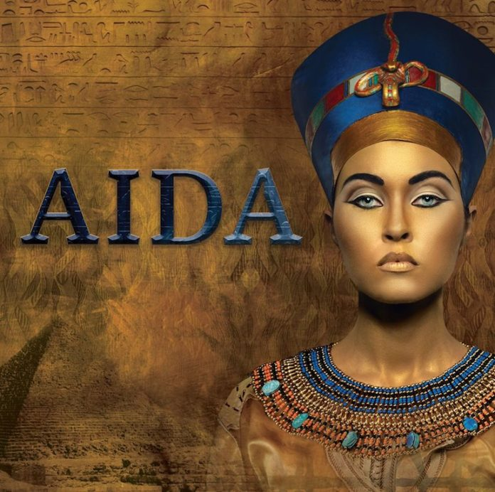 Easy opera Aida