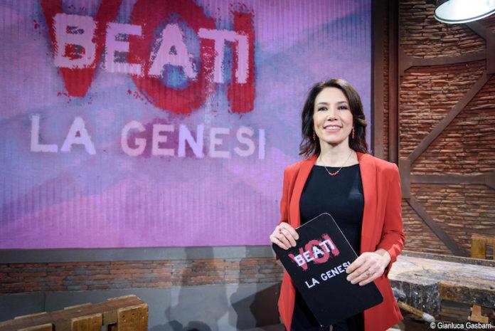 Beatrice Fazi conduttrice della trasmissione di Tv2000