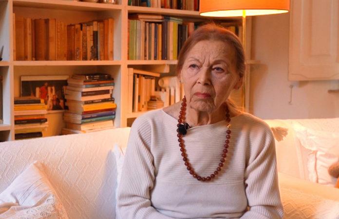 Edith Bruck, la scrittrice ungherese naturalizzata italiana, deportata ad Auschwitz e sopravvissuta