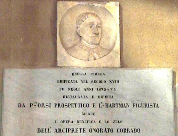 Onorato don Corrado Lapide