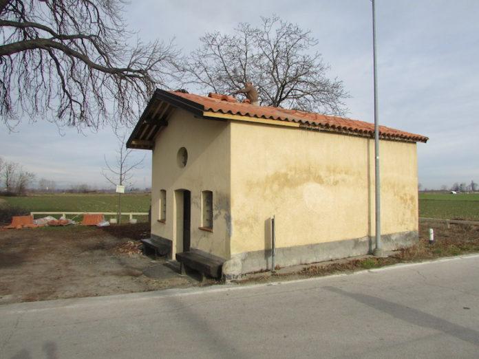 Roata Chiusani, cappella dii San Giuliano