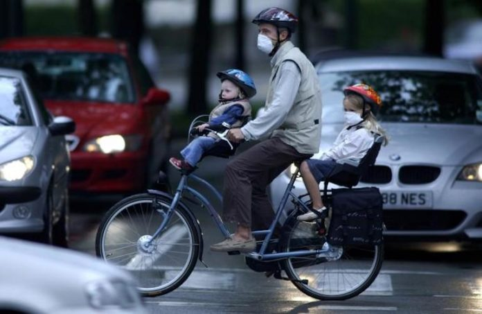 allarme smog - foto sir