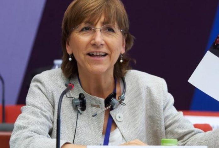 Santerini Milena, coordinatore nazionale per la lotta contro l'antisemitismo