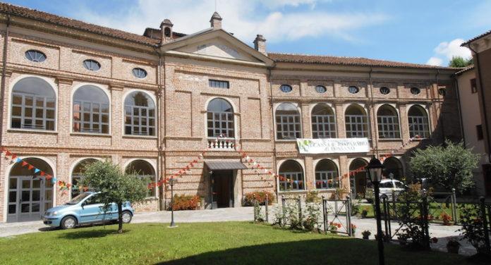 Centallo, l'Istituto San Camillo