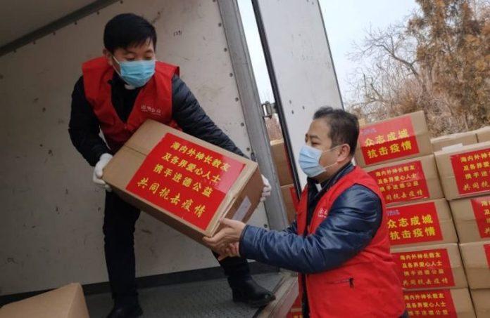 Cina Coronavirus