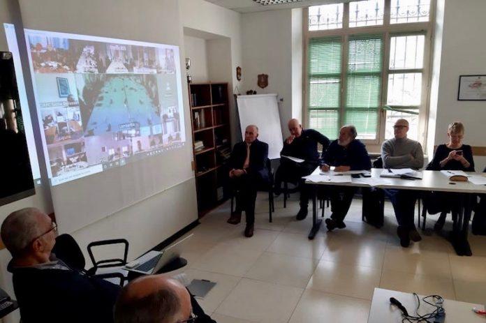 L'incontro in Piemonte sull'emergenza coronavirus