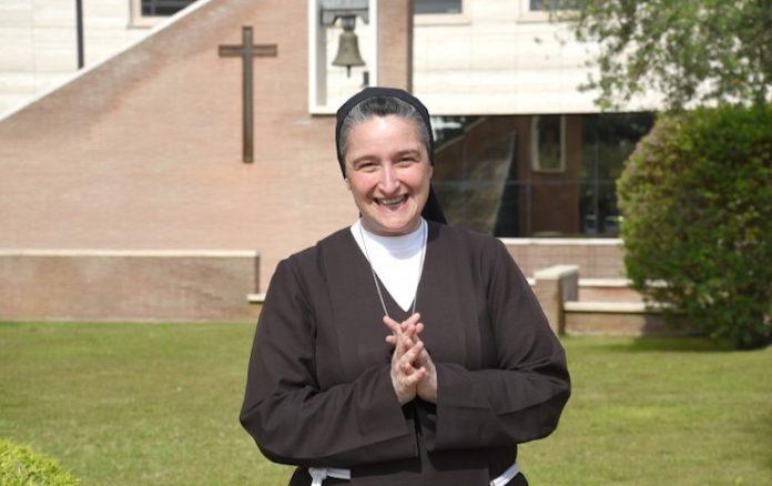 Suor Veronica Donatello, responsabile del servizio nazionale per la Pastorale delle persone con disabilità