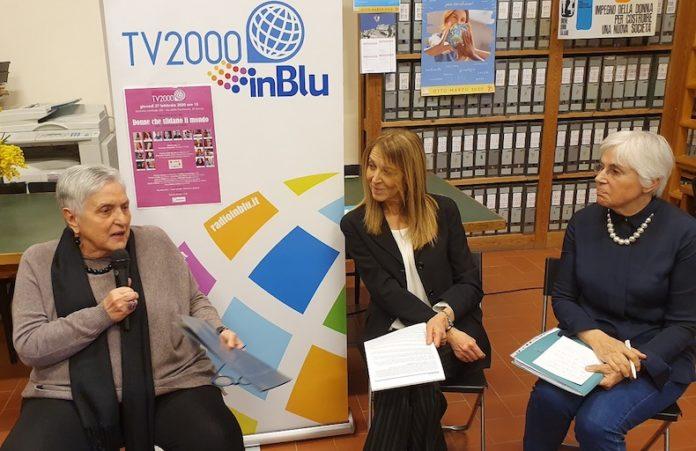 Donne Che Sfidano Il Mondo su Tv2000: la presentazione