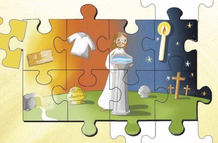 Quaresima Cammino Catechismo Puzzle