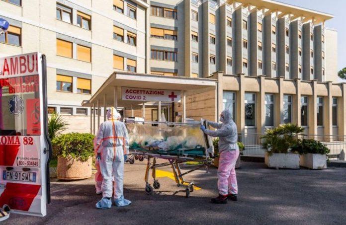 Coronavirus Ambulanza Ospedale