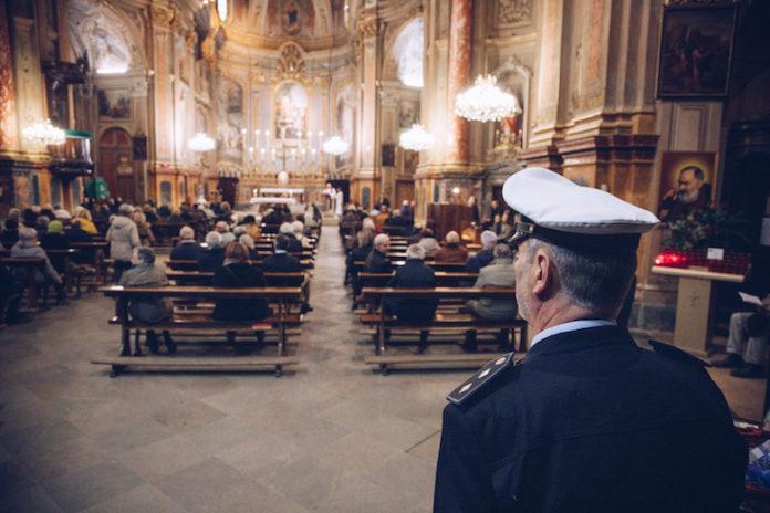 Messa a Centallo, domenica 8 marzo