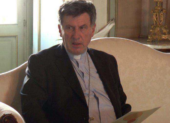 Piero Delbosco vescovo di Fossano e Cuneo