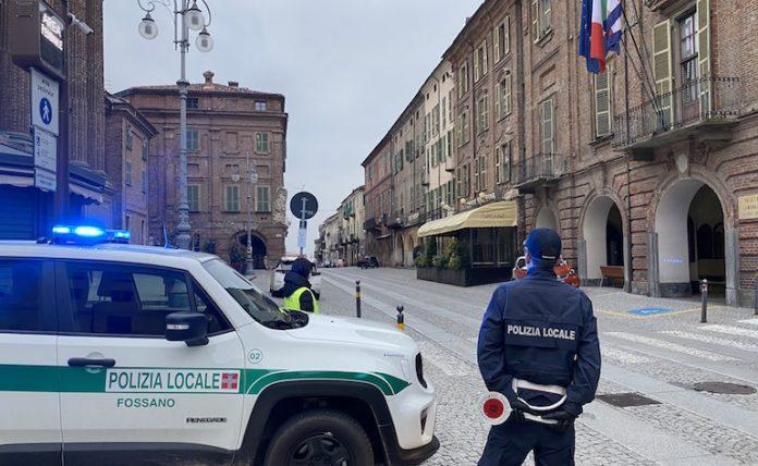 Polizia Municipale Controlli Coronavirus