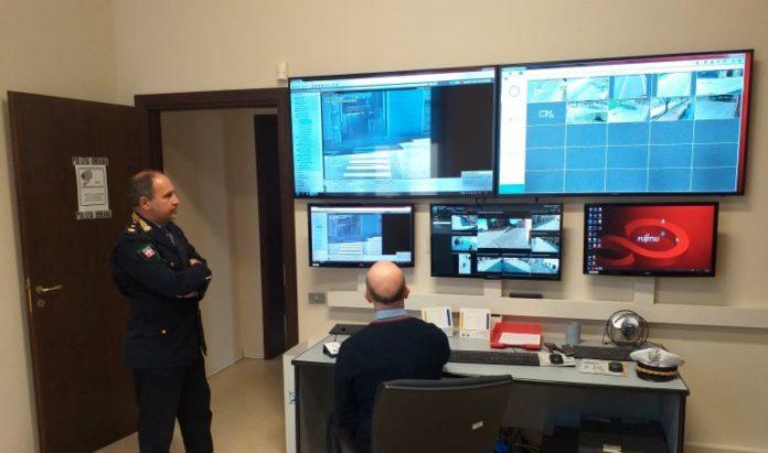 La Centrale operativa della Polizia locale di Fossano