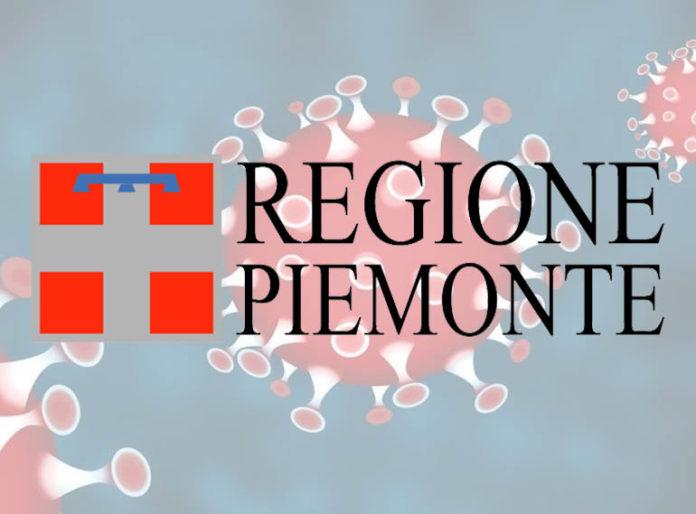 Regione Piemonte Logo Coronavirus