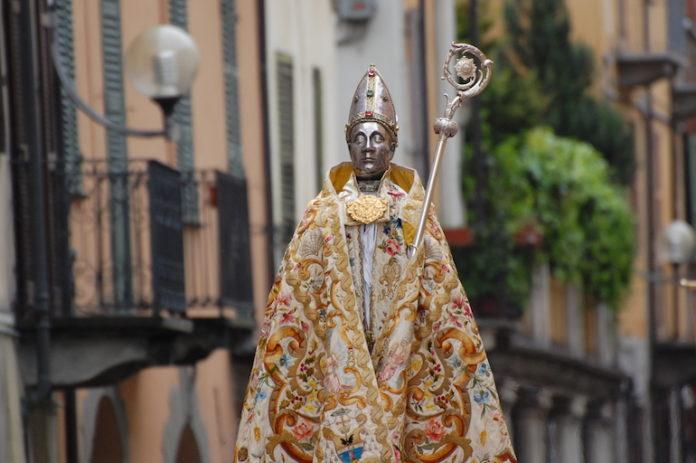San Giovenale, patrono di Fossano, Processione 2017