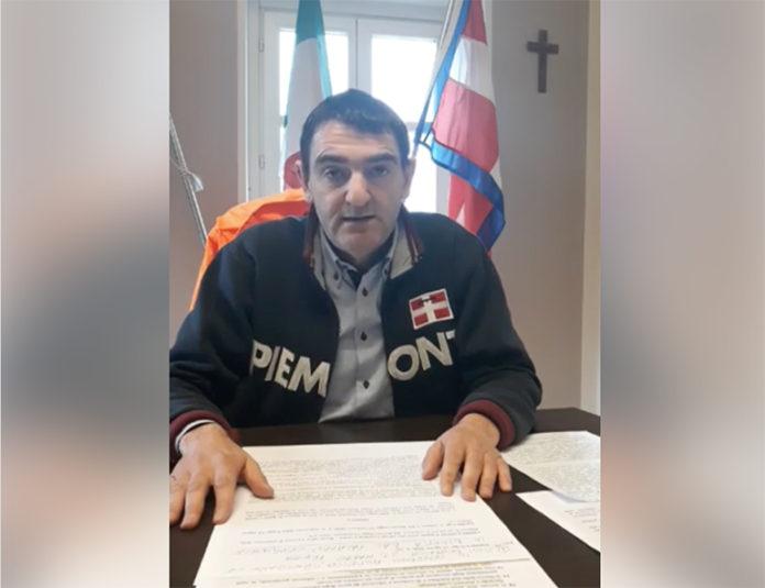 Tallone sindaco Coronavirus diretta Facebook