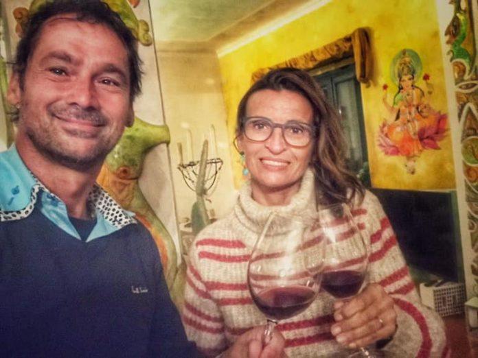 Sebastiano Ramello e Franca Demaria