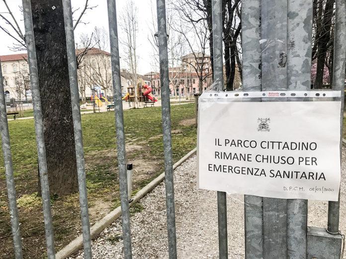 Coronavirus Parco Cittadino1 La Fedeltà