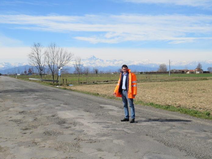 Dario Tallone, strade provinciali