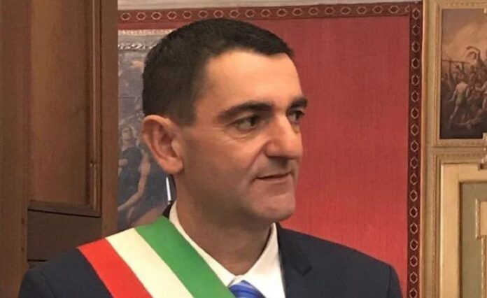 Il sindaco Dario Tallone