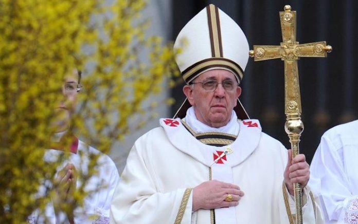 Papa Francesco Messa Pasqua