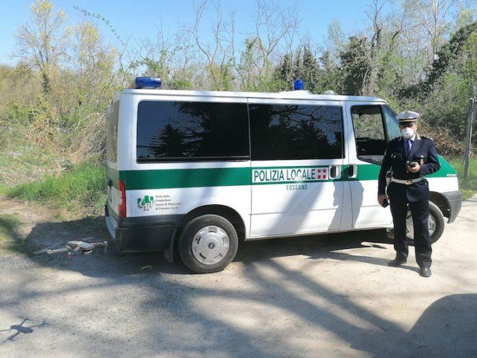 Fossano, Polizia locale