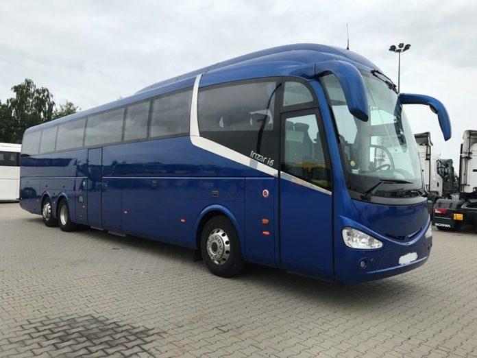 pullman autobus turistico