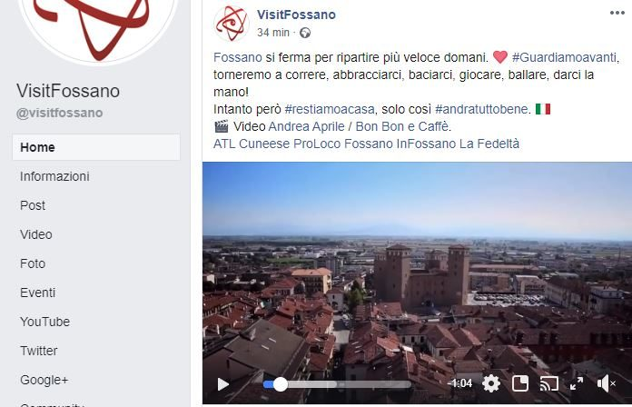fossano riparte video facebook