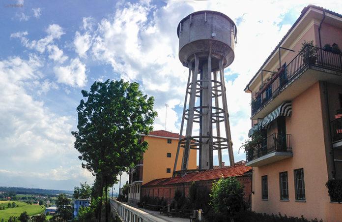Acquedotto torre - La Fedeltà