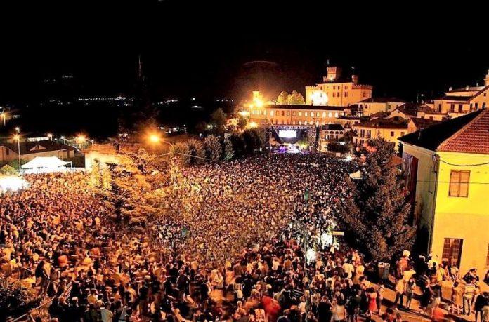 Un'immagine del festival Collisioni