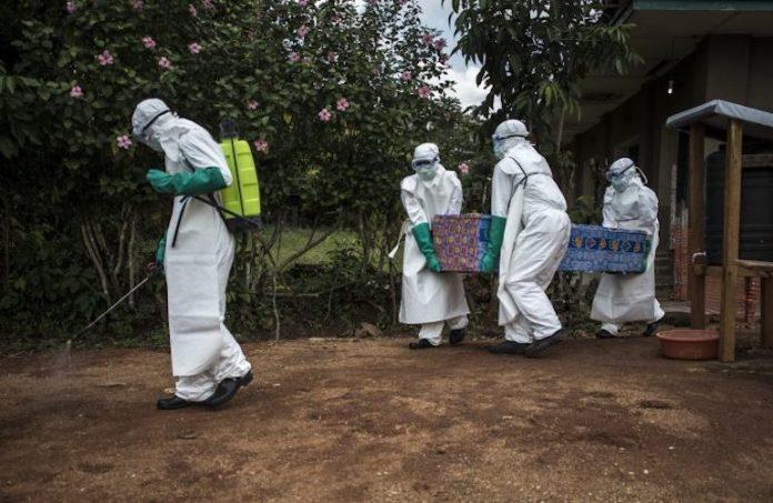 Congo Sospetto Deceduto Di Ebola